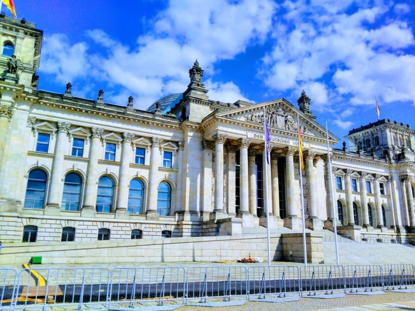 Die Bundestagsdebatte zum IPReG …