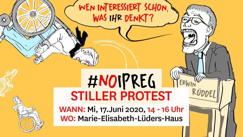 Ein Protestaufruf – oder: … jetzt mal ganz ganz ernsthaft liebe CDU !