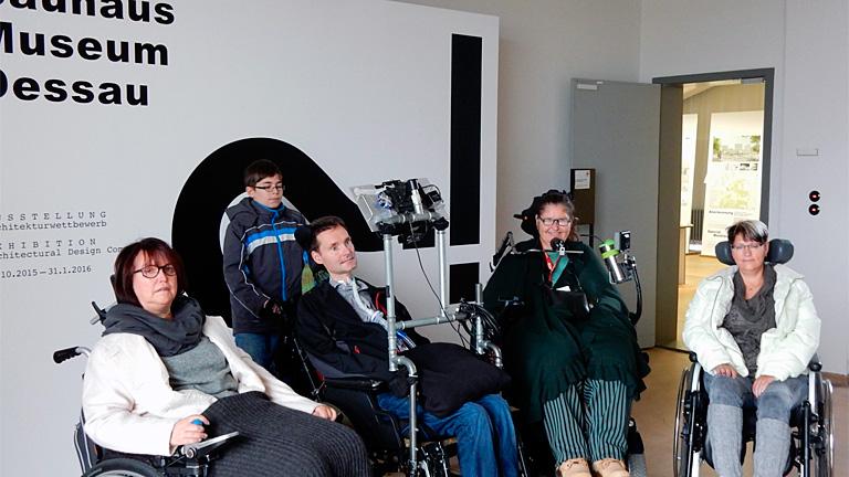Vereinstreffen im Bauhaus Dessau
