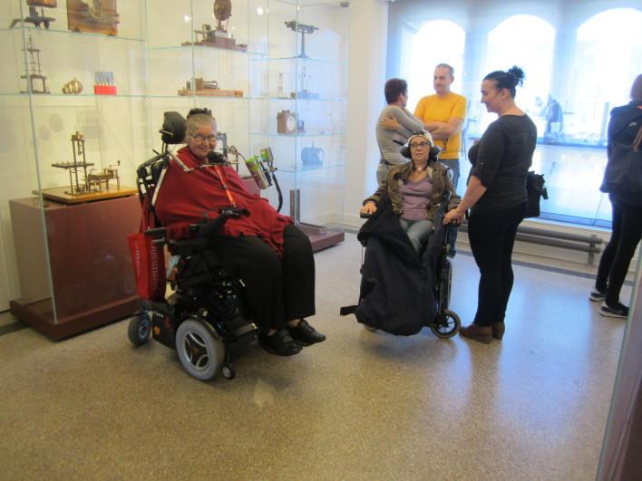 2016-04-01 Besuch im Medizinmuseum der Charité (1)