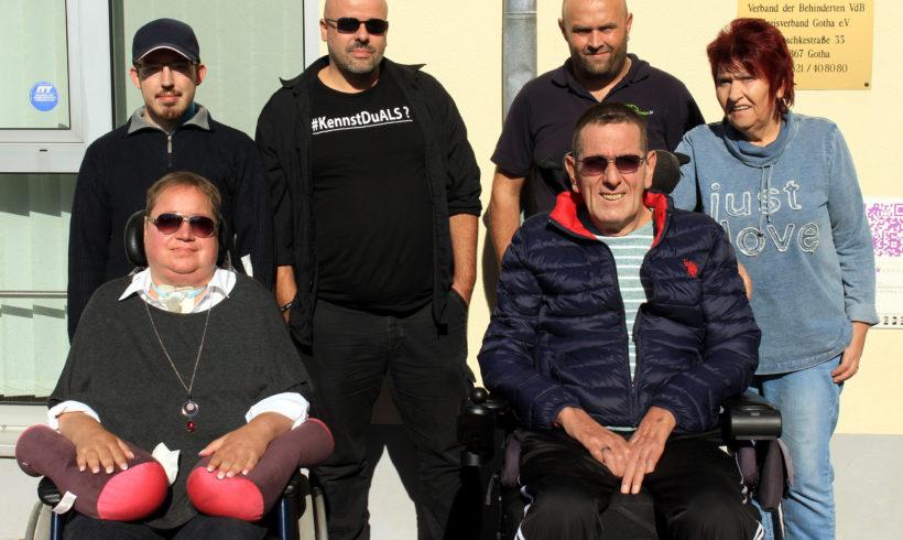 3. ALS-Treffen in Gotha
