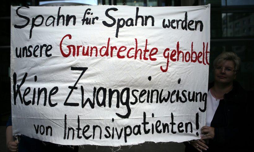 Werden Krankenkassen jetzt eigentlich auch verboten Herr Spahn?