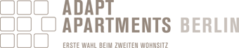 ADAPT APARTMENTS BERLIN: Logo
