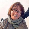 Anja Clement, 2. Vorsitzende des ALS-mobil e.V.
