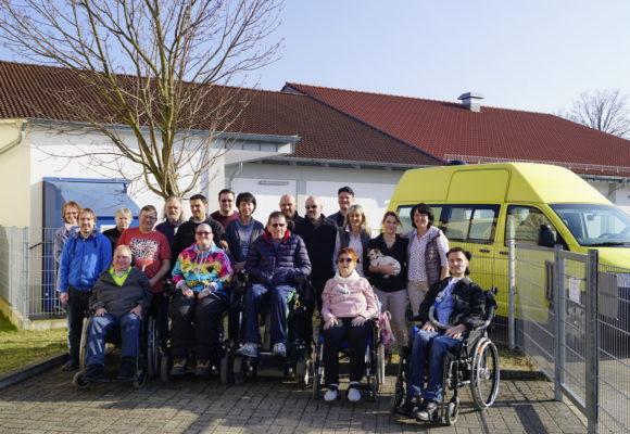 Gruppenbild vom 1. Treffen in Gotha in Gotha