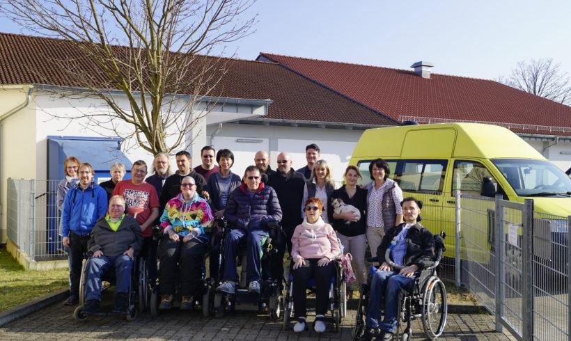 1. ALS Treffen in Gotha