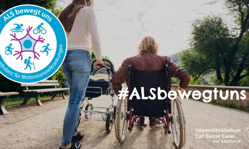 Es kann besser laufen ALS bisher!  #ALSbewegtuns