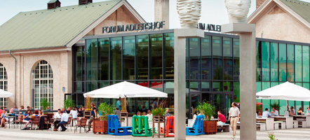 Forum Adlershof. Copyright: WISTA Management GmbH