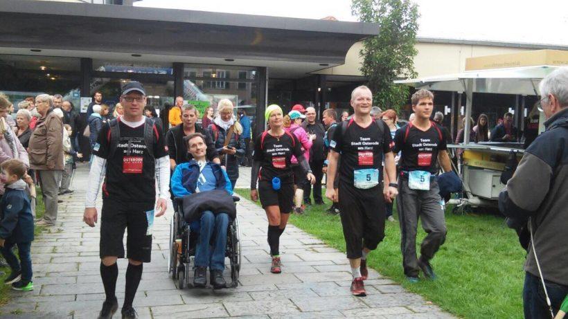 """Die """"ALS-Runners"""""""