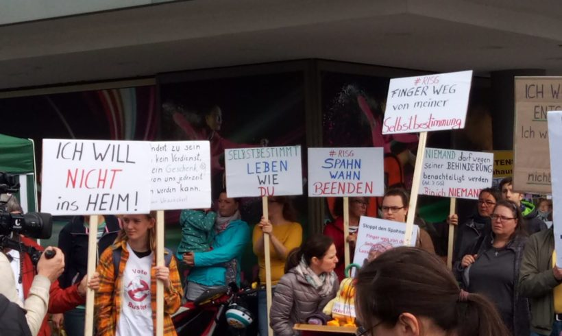 3. Demo FÜR den Erhalt der Selbstbestimmung in Kassel