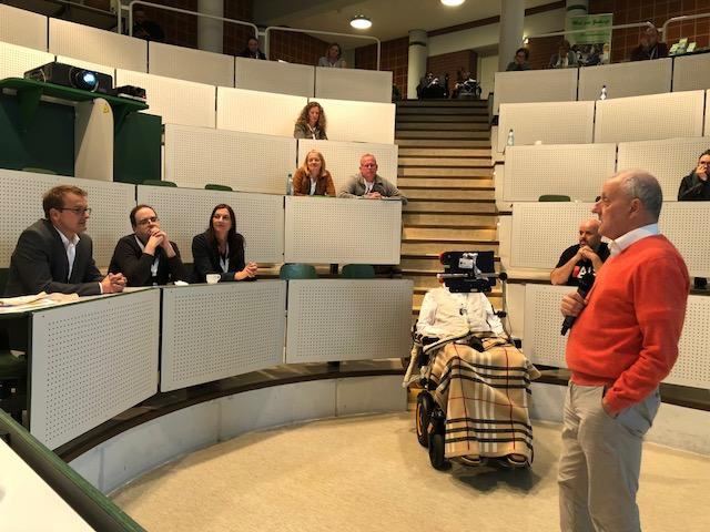 1. Symposium Interdisziplinäre Atmungstherapie