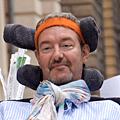 Jan Grabowski, Schatzmeister des ALS-Mobil e.V.