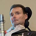 Oliver Jünke, 1. Vorsitzender des ALS-mobil e.V.