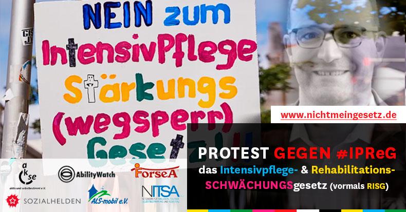 aktuelles aus dem politischen Berlin zum IPReG