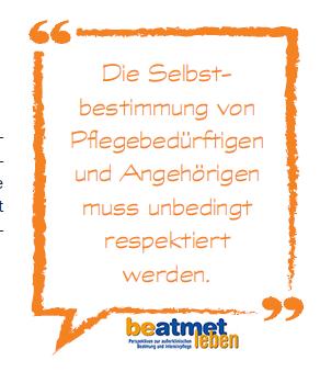"""Andreas Westerfellhaus spricht Klartext in der """"beatmet leben"""""""