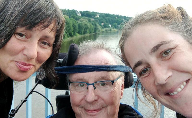 Kurzurlaub in Dresden – Danke ALS-mobil e.V.