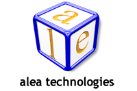 alea technologies: Logo