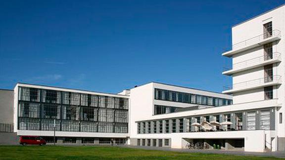 Ein Tag im Bauhaus Dessau am 14.11.2015