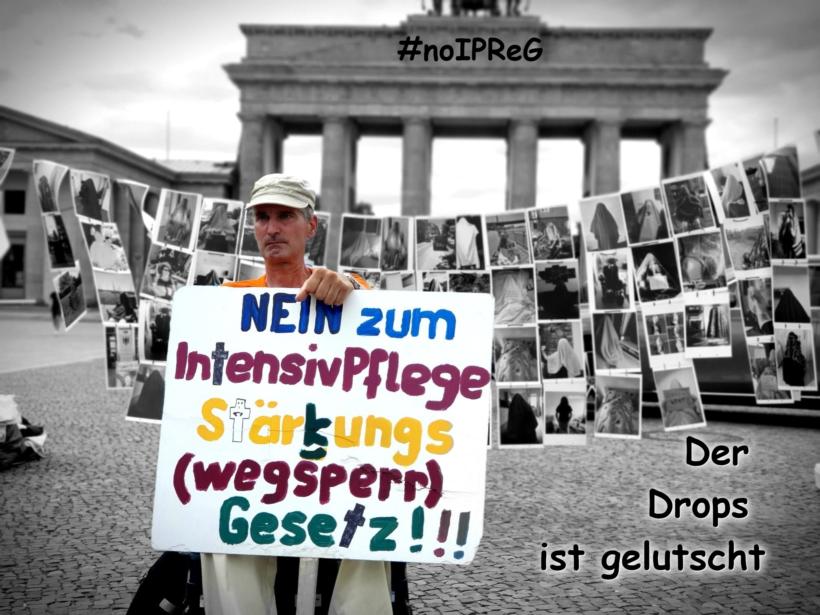 Der IPReG Drops ist gelutscht … was nun?