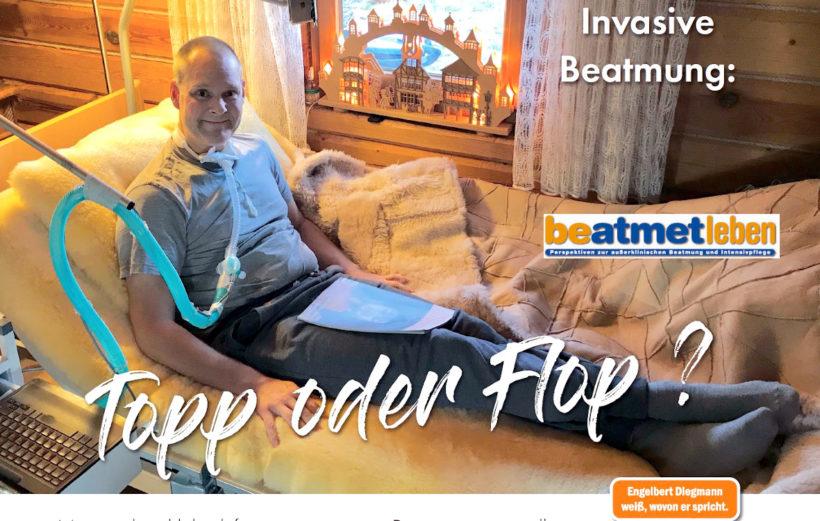 invasive Beatmung – Top oder Flop