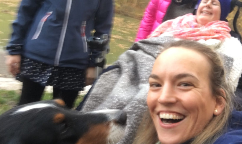 Vom Glück, bei euch zu sein – Ein Hund für Yvonne